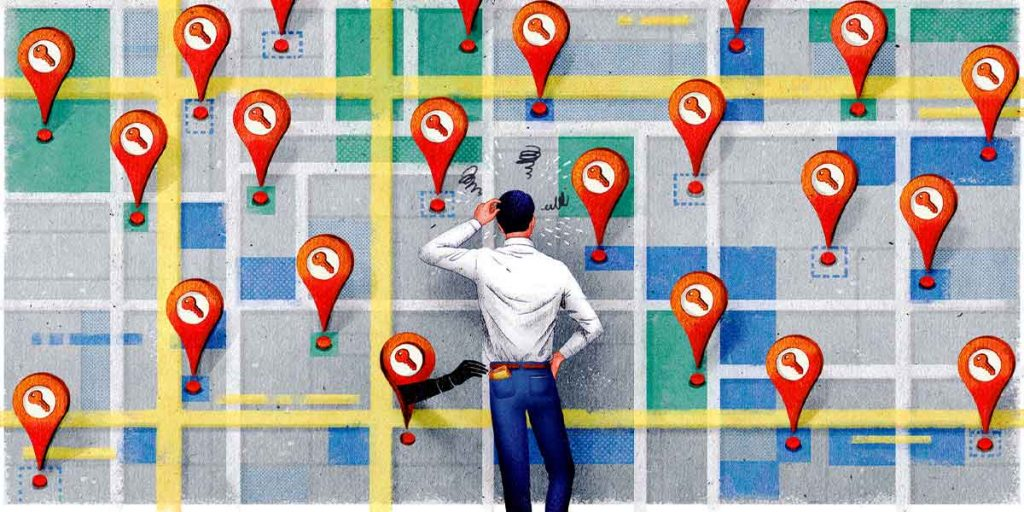 Maps marketing: How New Jersey Lawyers can up their game
